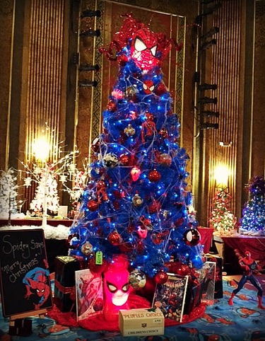 2014 Award Winners - Festival of Trees and Trains